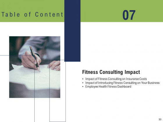 Health_And_Fitness_Consultant_Ppt_PowerPoint_Presentation_Complete_Deck_With_Slides_Slide_30