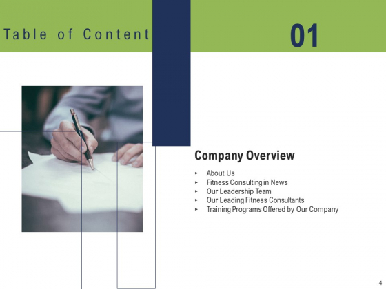 Health_And_Fitness_Consultant_Ppt_PowerPoint_Presentation_Complete_Deck_With_Slides_Slide_4