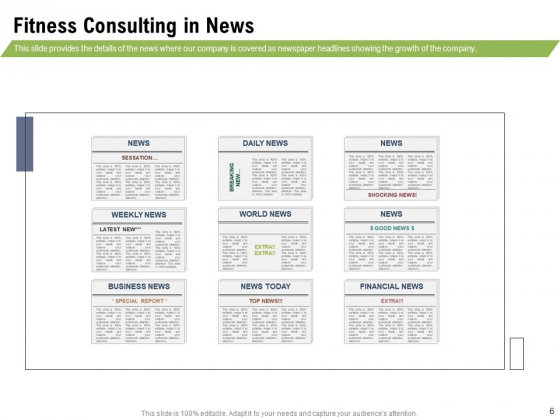 Health_And_Fitness_Consultant_Ppt_PowerPoint_Presentation_Complete_Deck_With_Slides_Slide_6