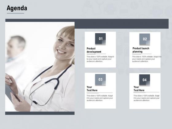 Healthcare Merchandising Agenda Download PDF