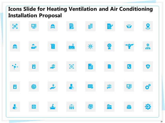 Heating_Ventilation_And_Air_Conditioning_Installation_Proposal_Ppt_PowerPoint_Presentation_Complete_Deck_With_Slides_Slide_25