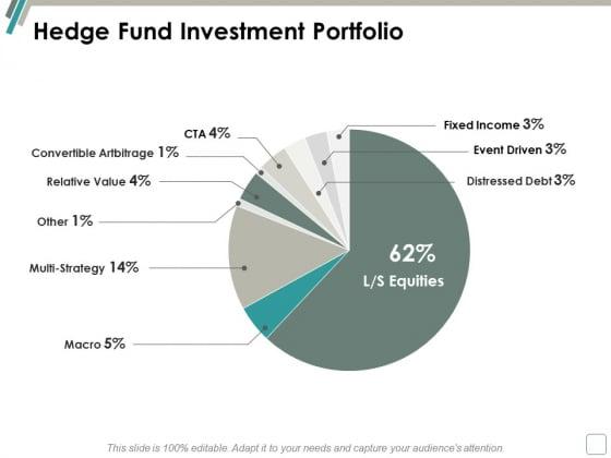 Hedge Fund Investment Portfolio Ppt Powerpoint Presentation Pictures Show