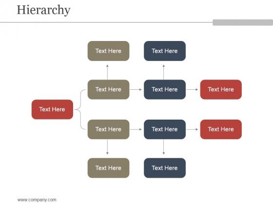 Hierarchy Ppt PowerPoint Presentation Background Designs