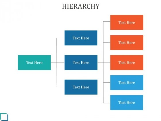 Hierarchy Ppt PowerPoint Presentation Clipart