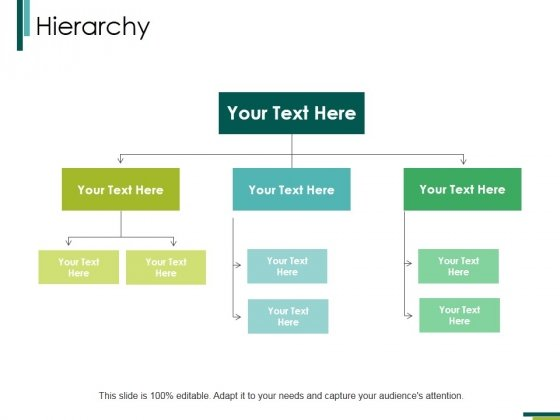 Hierarchy Ppt PowerPoint Presentation Gallery Guidelines