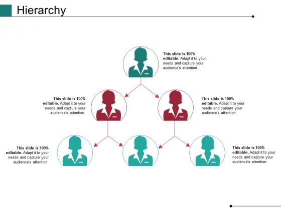Hierarchy Ppt PowerPoint Presentation Gallery Smartart