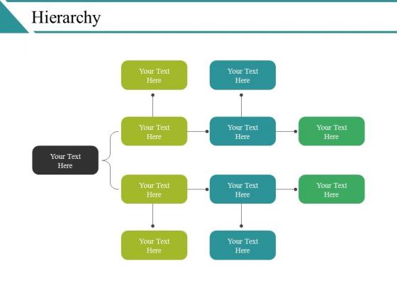 Hierarchy Ppt PowerPoint Presentation Portfolio Clipart