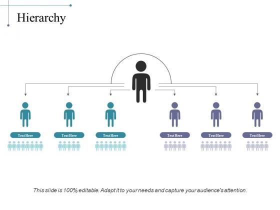 Hierarchy Ppt PowerPoint Presentation Portfolio Deck