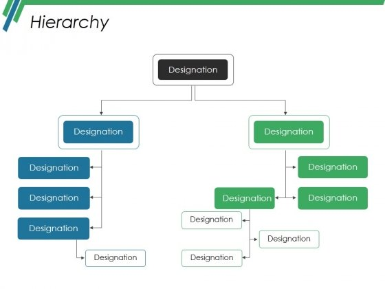 Hierarchy Ppt PowerPoint Presentation Portfolio Design Templates
