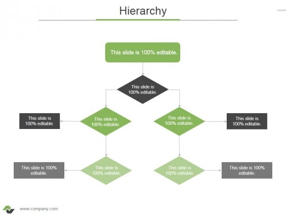 Hierarchy Ppt PowerPoint Presentation Styles Outfit