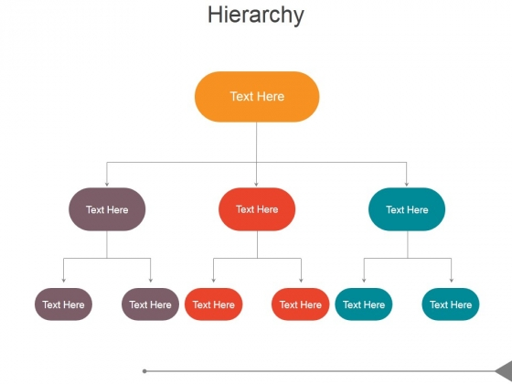 Hierarchy Ppt PowerPoint Presentation Tips