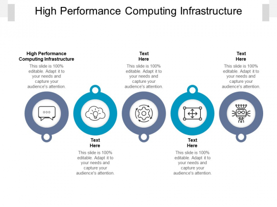 High Performance Computing Infrastructure Ppt PowerPoint Presentation File Elements Cpb Pdf
