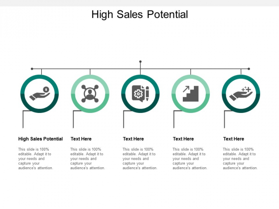 High Sales Potential Ppt PowerPoint Presentation Professional Portfolio Cpb