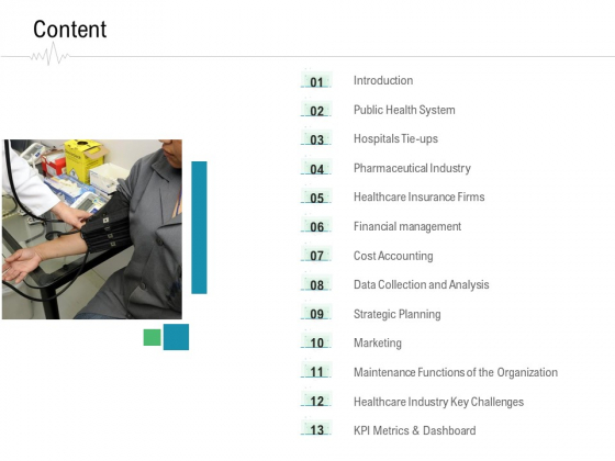 Hospital Management Content Ppt Icon Example PDF