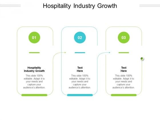 Hospitality Industry Growth Ppt PowerPoint Presentation Model Portfolio Cpb Pdf