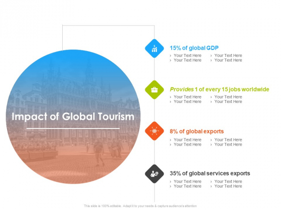 Hotel And Tourism Planning Impact Of Global Tourism Graphics PDF