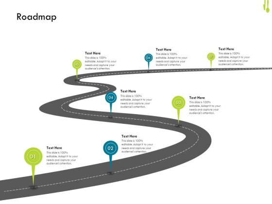 Hotel Management Plan Roadmap Clipart PDF