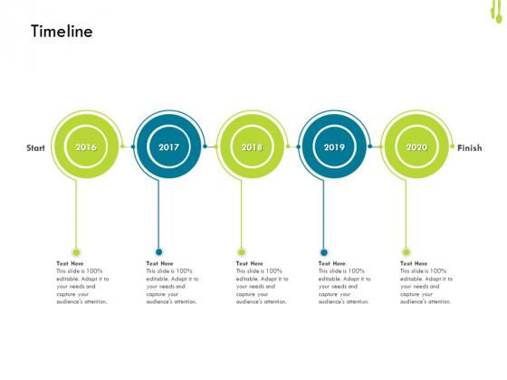 Hotel Management Plan Timeline Graphics PDF