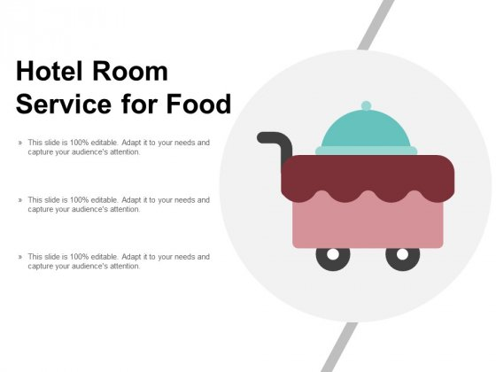 Hotel Room Service For Food Ppt PowerPoint Presentation Model Example