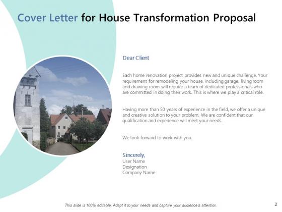 House_Transformation_Proposal_Ppt_PowerPoint_Presentation_Complete_Deck_With_Slides_Slide_2