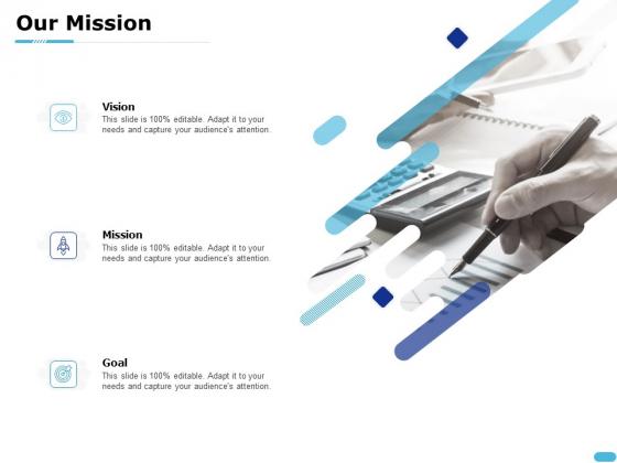 How To Resolve Worksite Disputes Our Mission Ppt Inspiration Slide Download PDF