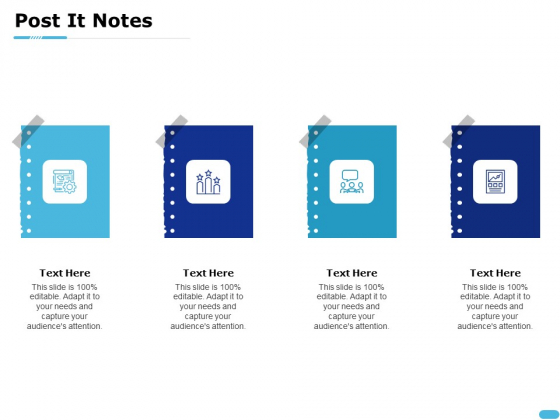 How To Resolve Worksite Disputes Post It Notes Ppt Outline Example File PDF
