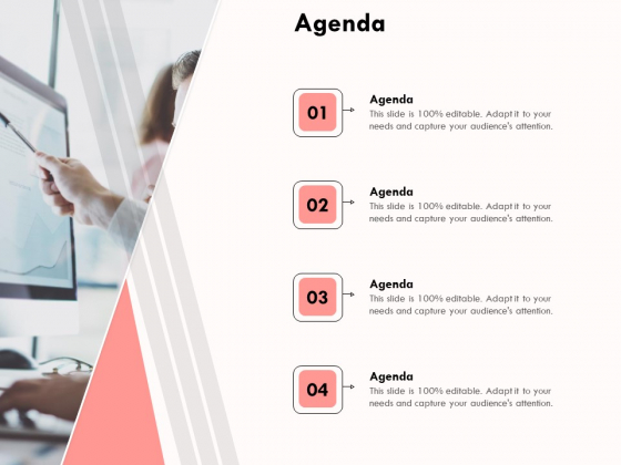 How To Strengthen Relationships With Clients And Partners Agenda Ppt Infographics Ideas PDF