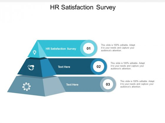 Hr Satisfaction Survey Ppt Powerpoint Presentation Styles Themes Cpb