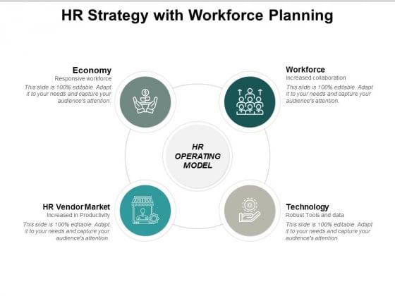 Hr Stratgey With Workforce Planning Ppt PowerPoint Presentation Gallery Graphics Download