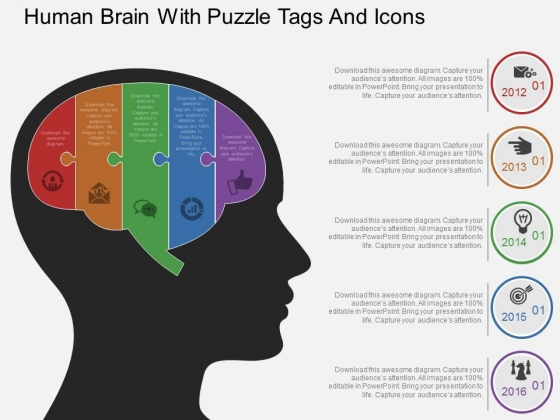 Human Brain Powerpoint Templates, Slides And Graphics