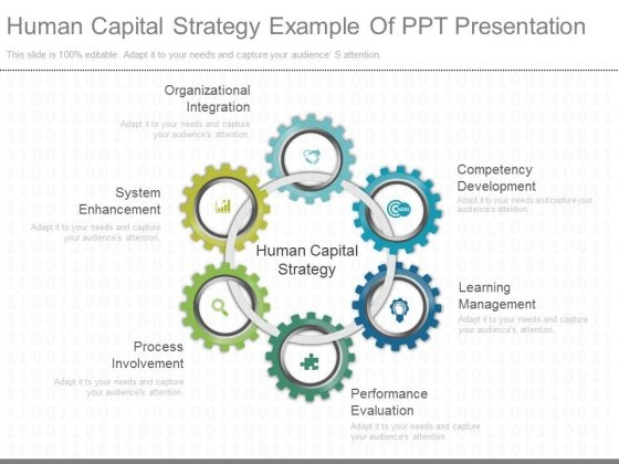 Human Capital Strategy Example Of Ppt Presentation - PowerPoint ...