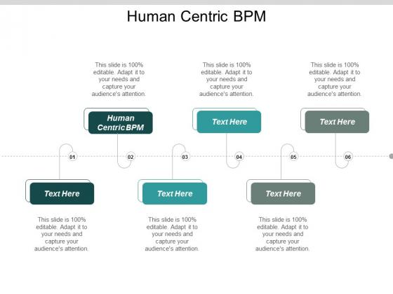 Human Centric Bpm Ppt Powerpoint Presentation Model Graphics Cpb