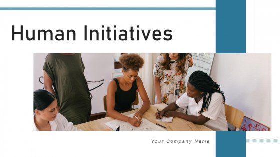 Human Initiatives Potential Communications Ppt PowerPoint Presentation Complete Deck With Slides