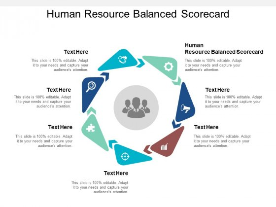 Human Resource Balanced Scorecard Ppt PowerPoint Presentation Model Graphics Download Cpb