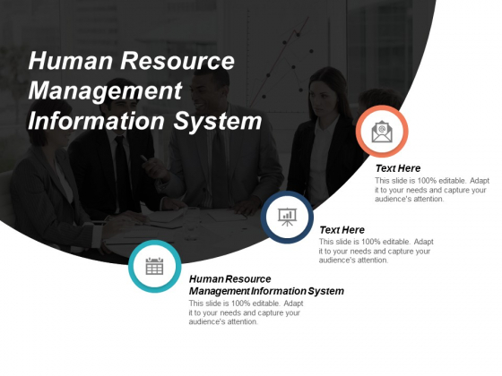 Human Resource Management Information System Ppt PowerPoint Presentation Summary Design Templates Cpb