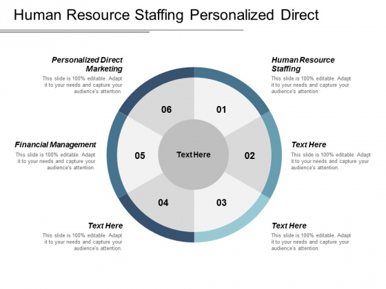Human Resource Staffing Personalized Direct Marketing Financial Management Ppt PowerPoint Presentation Outline Vector