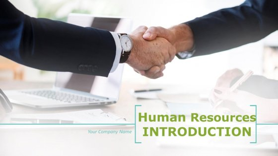 Human Resources Introduction Ppt PowerPoint Presentation Complete Deck With Slides