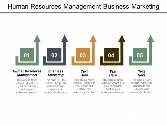 Human Resources Management Business Marketing Ppt PowerPoint Presentation Infographic Template Clipart Images