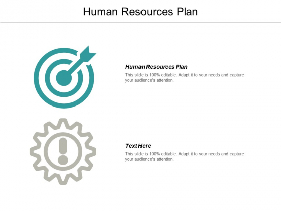 Human Resources Plan Ppt PowerPoint Presentation Professional Slide Download Cpb
