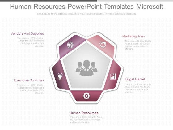 Human resources powerpoint templates slides and graphics maxwellsz