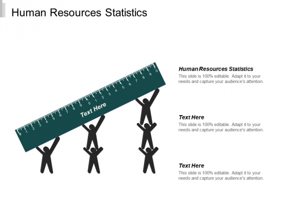 Human Resources Statistics Ppt PowerPoint Presentation Pictures Gallery Cpb