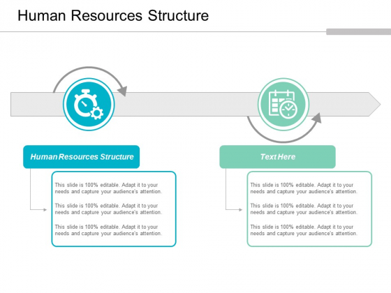 Human Resources Structure Ppt Powerpoint Presentation Inspiration Design Inspiration Cpb