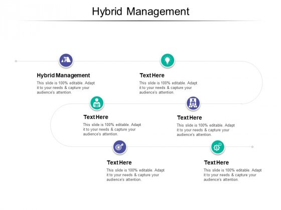 Hybrid Management Ppt PowerPoint Presentation Infographic Template Graphics Pictures Cpb