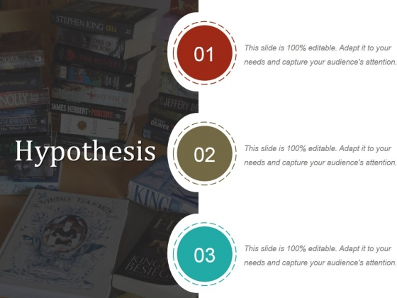Hypothesis Ppt PowerPoint Presentation Model Example Introduction