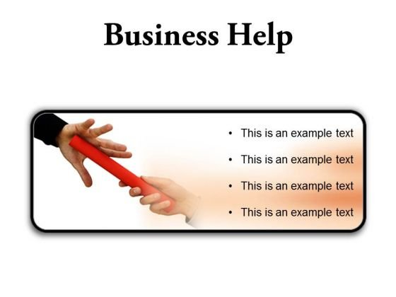 Handshake Business PowerPoint Presentation Slides R