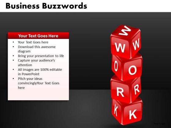Hard Work PowerPoint Templates Work Ppt Slides