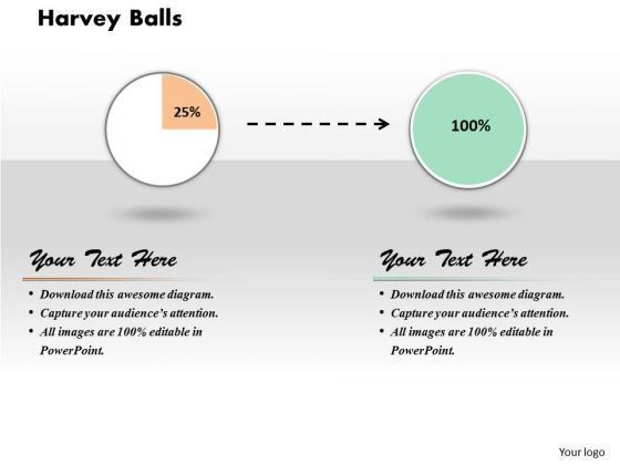 Harvey Balls PowerPoint Presentation Template