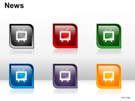 Headline News PowerPoint Slides And Ppt Diagram Templates
