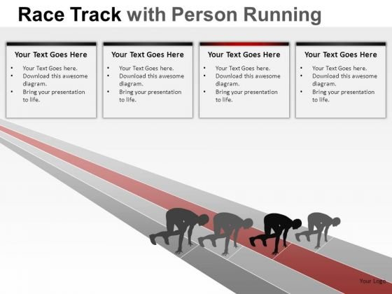 Health People Race Person Running PowerPoint Slides And Ppt Diagram Templates