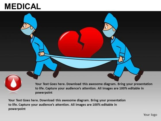 Heart Diseases Help PowerPoint Templates Heart Ppt Slides